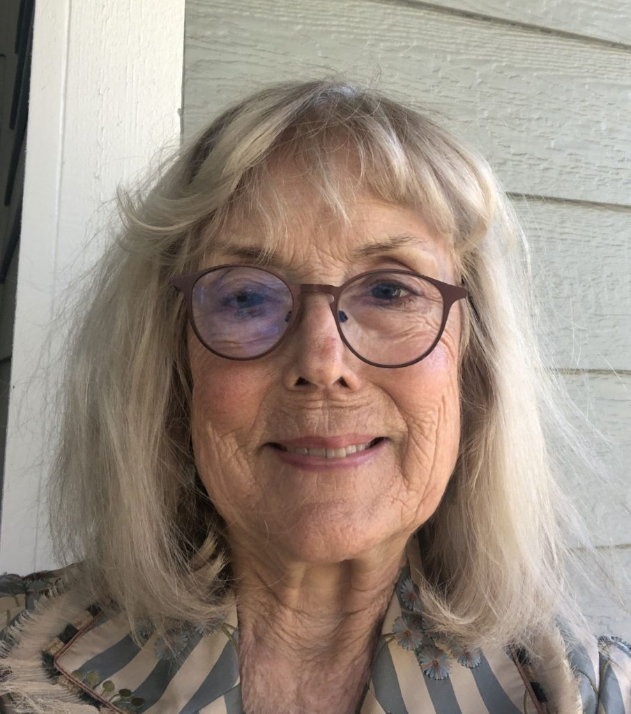 May 2020-A Chat with Jan Marie Fortier