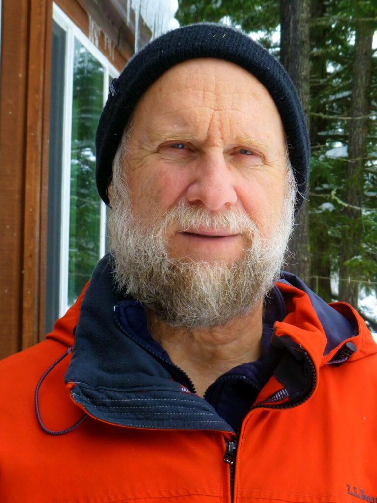 September 2020-A chat with northwest mystery writer Rick E. George
